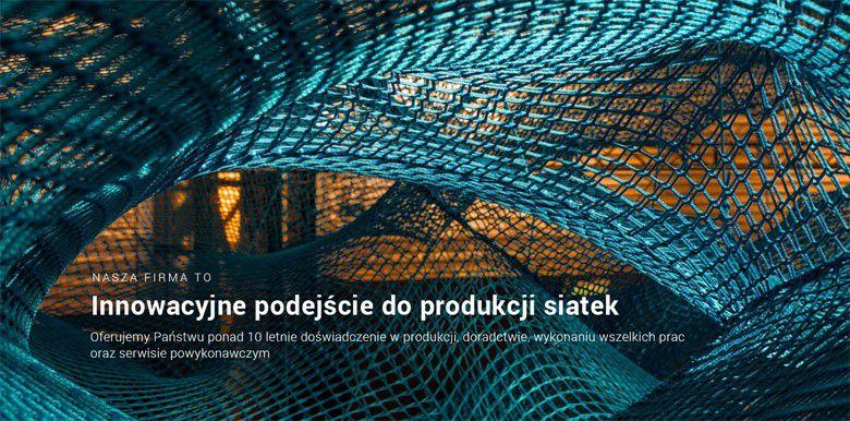 Siatki w Katowicach - ochronne zabezpieczające osłonowe sznurkowe - Siatki Katowice